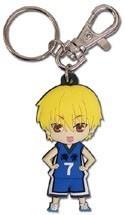 Kuroko's Basketball Kise PVC Key Chain