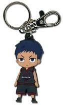 Kuroko's Basketball Aomine SD Key Chain