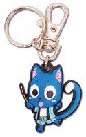 Fairy Tail Happy Yukata Key Chain