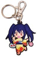 Fairy Tail Wendy Yukata Key Chain