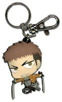 Attack on Titan Jean SD Key Chain