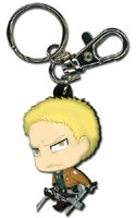 Attack on Titan Reiner SD Key Chain
