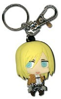 Attack on titan Christa SD Key Chain