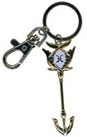 Fairy Tail Pisces Cosplay Key Chain