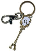 Fairy Tail Libra Cosplay Key Chain