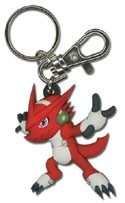 Digimon Shoutmon SD Key Chain
