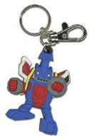 Digimon Balliston SD Key Chain