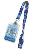 Fairy Tail Happy Lanyard Key Chain