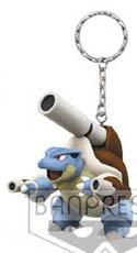 Pokemon 3'' Mega Blastoise 3D Mascot Key Chain
