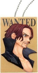 One Piece Shanks Boco Bottle Opener Key Chain