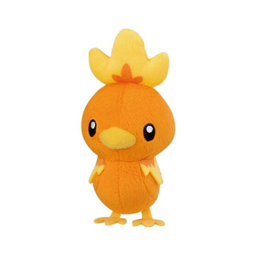 Pokemon 3'' Torchic Plush Key Chain