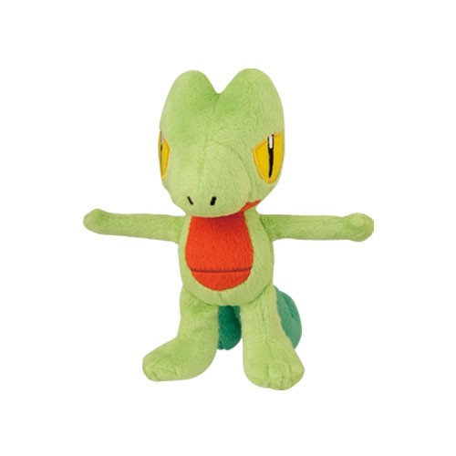 Pokemon 3'' Treecko Plush Key Chain