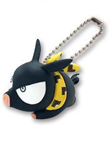 Ranma 1/2 Angry P-Chain Mascot Key Chain