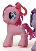 My Little Pony 3'' Pinkie Pie Plush Key Chain Clip