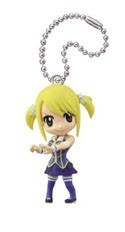 Fairy Tail Lucy Mascot Key Chain Vol. 5 Key Chain