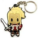 Fire Emblem Flavia Awakening Rubber Key Chain