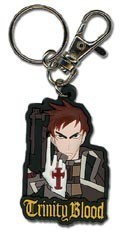 Trinity Blood Trez Key Chain