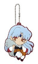 Inu Yasha Sesshomaru Rubber Key Chain