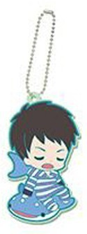 Free! - Iwatobi Swim Club Sousuke Eternal Summer Rubber Key Chain
