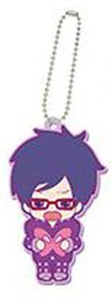 Free! - Iwatobi Swim Club Rei Eternal Summer Rubber Key Chain
