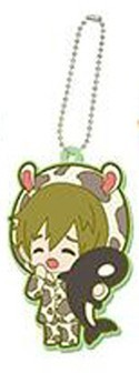 Free! - Iwatobi Swim Club Makoto Eternal Summer Rubber Key Chain