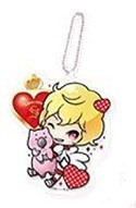 Cute High Earth Defense Club Love! Yumoto Hakone Acrylic Key Chain
