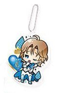 Cute High Earth Defense Club Love! En Yufuin Acrylic Key Chain