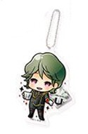 Cute High Earth Defense Club Love! Ibushi Arima Acrylic Key Chain