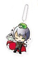 Cute High Earth Defense Club Love! Kinshiro Kusatsu Acrylic Key Chain