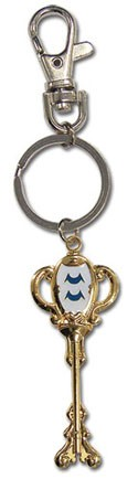 Fairy Tail Aquarius Cosplay Key Key Chain