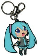 Vocaloid Hatsune Miku SD Key Chain