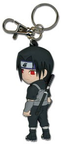 Naruto Itachi SD Key Chain