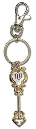 Fairy Tail Virgo Cosplay Key Key Chain