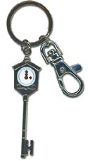 Fairy Tail Horologium Cosplay Key Key Chain