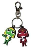 Sergeant Frog Keroro & Giroro Key Chain