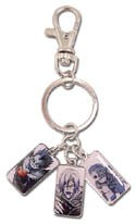Death Note Gods Charm Key Chain