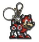Megaman Rush Pixel PVC Key Chain