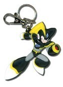 Megaman Bass Cartoon PVC Key Chain