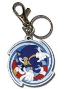 Sonic the Hedgehog Sonic Ball Key Chain