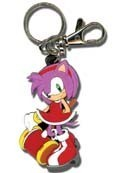 Sonic Amy Rose Key Chain