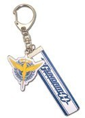 Gundam 00 Celestial Being Metal Key Chain