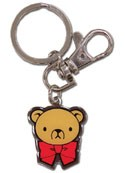 Junjo Romantica Bear Metal Key Chain