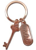 Nana 707 Key Metal Key Chain