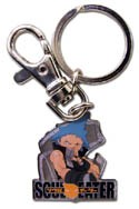 Soul Eater Black Star Metal Key Chain