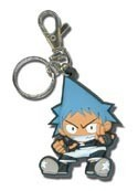 Soul Eater Black Star Key Chain