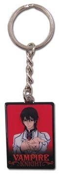 Vampire Knight Kaname Red Key Chain