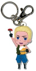 Hetalia Axis Powers Germany Key Chain