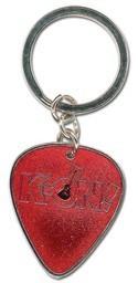 K-On Logo Guitar Pick Key Chain