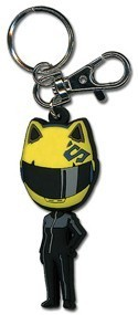 Durarara!! Celty SD PVC Key Chain