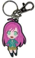 Rosario Vampire Moka PVC Key Chain